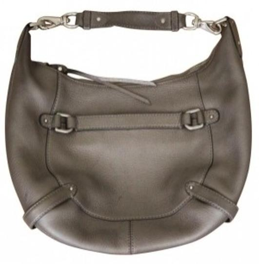 Preload https://item1.tradesy.com/images/cole-haan-gray-leather-hobo-bag-4715-0-0.jpg?width=440&height=440