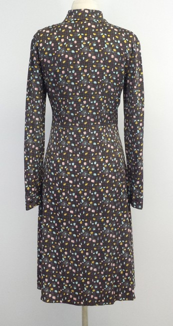 Diane von Furstenberg short dress Silk Blend Shirt on Tradesy