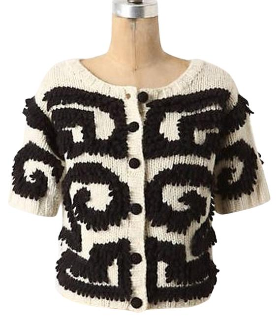 Preload https://item1.tradesy.com/images/anthropologie-black-and-white-shaggy-wanderings-cardi-by-charlie-robin-sweaterpullover-size-12-l-4715425-0-0.jpg?width=400&height=650