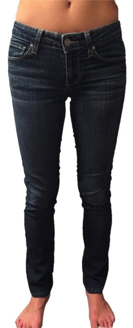 Preload https://item4.tradesy.com/images/paige-dark-rinse-skyline-straight-skinny-jeans-size-24-0-xs-4716088-0-0.jpg?width=400&height=650