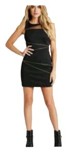 Guess short dress Blac on Tradesy