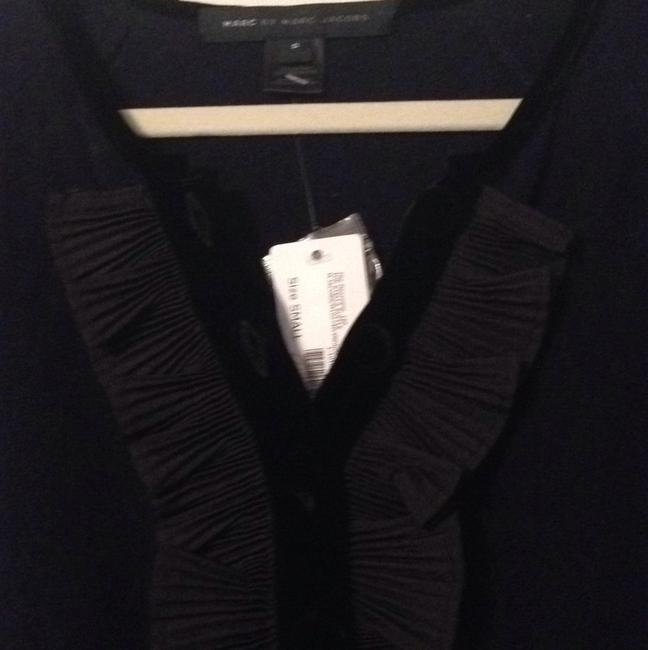 Marc by Marc Jacobs Top Navy with Black trim