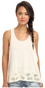 French Connection Drape Sophie T Shirt White