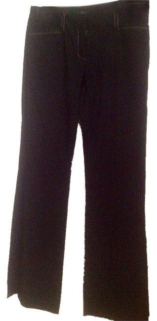 Item - Black with Pin Stripes Pants Size 4 (S, 27)