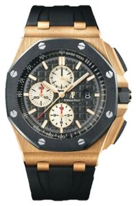Audemars Piguet Audemars Piguet Royal Oak Offshore Black Dial Men's Watch 26401.RO.OO.A002.CA.01