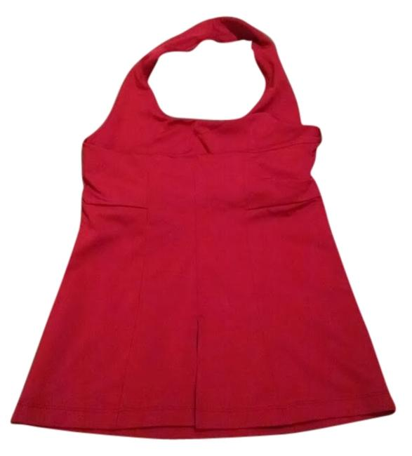 Stonewear Designs Stonewear Designs Women's Kaia Halter Top, Red, Size Small