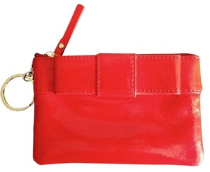 Kate Spade Kate Spade bow patent leather coin purse
