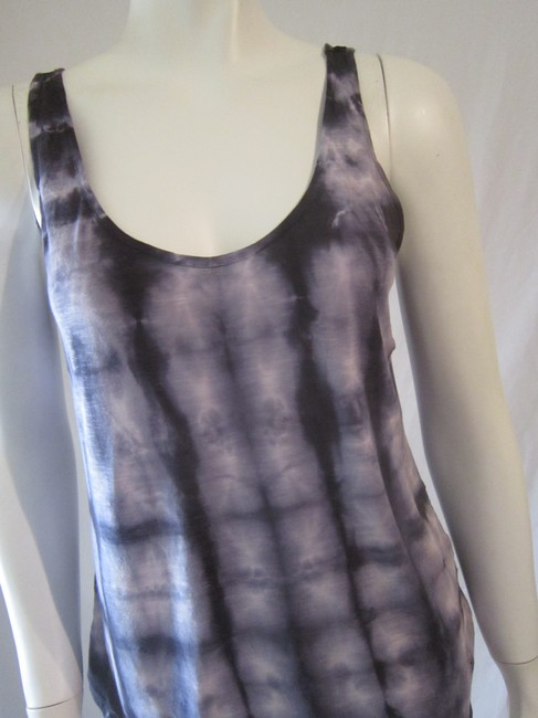 Velvet by Graham & Spencer Tie Dye And Top Blue, Off White