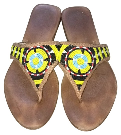 Two city kids new york Sandals