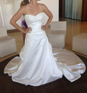 La Soie Bridal Beatrice Wedding Dress