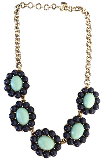 Preload https://item2.tradesy.com/images/banana-republic-blue-and-gold-statement-necklace-4721071-0-0.jpg?width=440&height=440