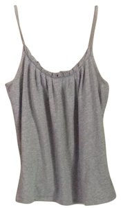 New York & Company Top Light Gray