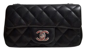Chanel Classic Extra Mini Mini Rare Cross Body Bag