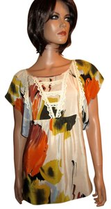 Edme & Esyllte Top Multi-Color