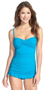 Tommy Bahama Blue Pearl One Piece Swimdress