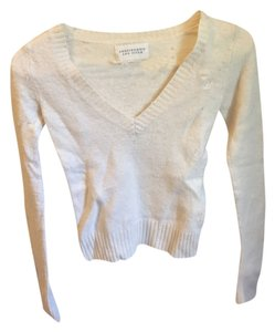 Abercrombie & Fitch Classic V-neck Sweater