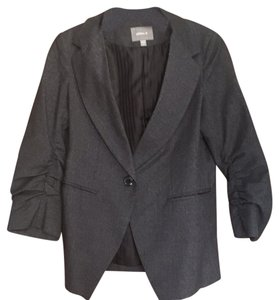 Kenna-T Dark Gray Blazer