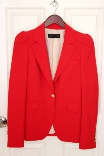 Preload https://img-static.tradesy.com/item/4722/zara-red-business-blazer-size-4-s-0-0-650-650.jpg