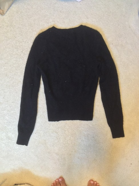 Halogen Cashmere Classic V-neck Sweater