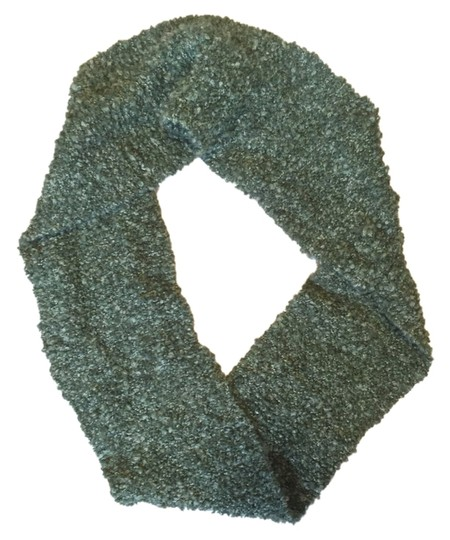 Other Handmade Textured Knit Infinity Scarf