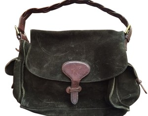 Ralph Lauren Satchel in Olive