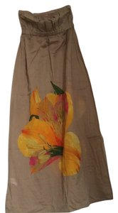 Tan Maxi Dress by Echo Design