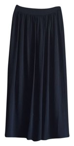 Banana Republic Maxi Skirt Blac