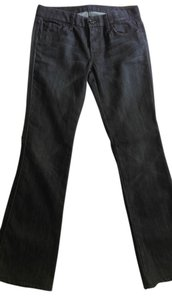 7 For All Mankind Denim Boot Cut Jeans-Dark Rinse