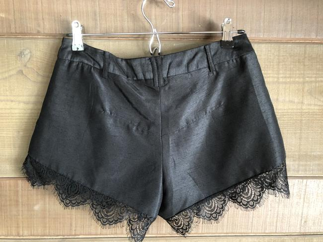 Urban Outfitters Dress Shorts Black