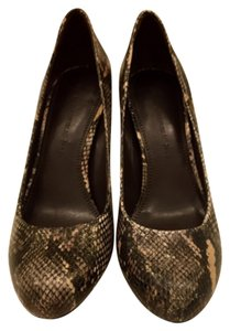 Banana Republic Snakeskin Pumps
