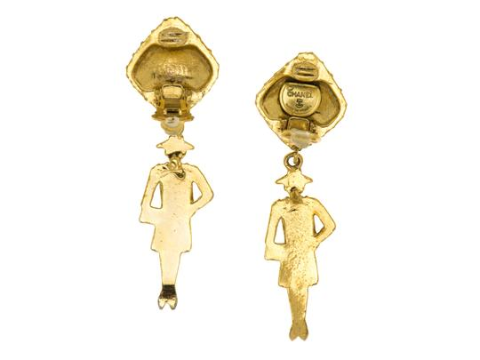 Chanel Chanel Vintage Mademoiselle Earrings