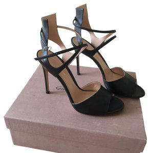 Gianvito Rossi Blac Formal