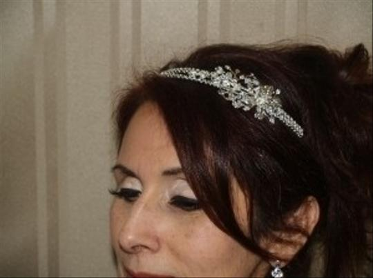 Silver/Silver For Bride #: T04 Tiara