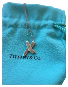 Tiffany & Co. Tiffany & Co. Paloma Picasso X Kiss Diamond Necklace