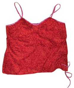 Gap Cropped Top Red, Pink, Orange