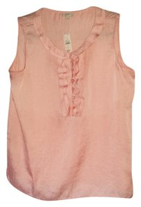 Talbots Top Peach