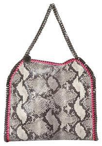 Stella McCartney Faux Leather Hot Pink Shoulder Bag