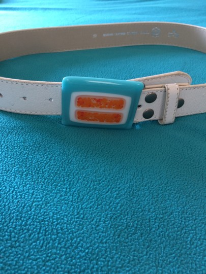 Purchased in Vail, CO Belt with Ceramic Buckle