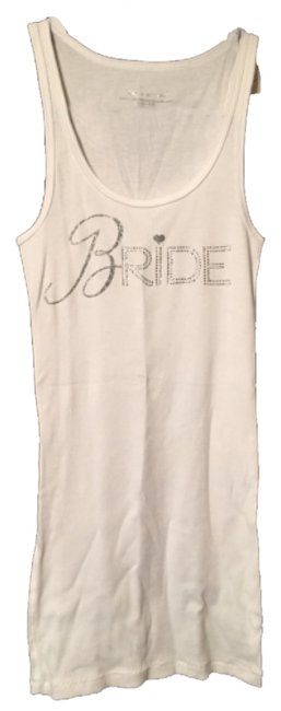 Victoria's Bridal Collection Top White