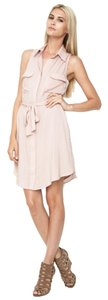 BCBGeneration short dress pink/ purple on Tradesy