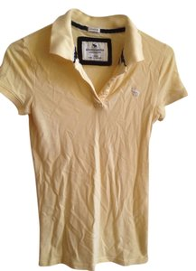 abercrombie kids T Shirt Yellow