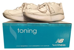 New Balance Tennis Sneakers Toning Toning Sneakers Tennis Tennis Nursing Nursing White Athletic