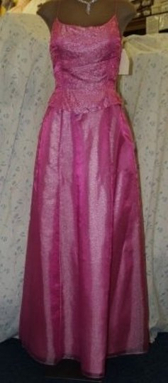 Preload https://item5.tradesy.com/images/pink-unknown-precious-fuscia-gown-formal-bridesmaidmob-dress-size-16-xl-plus-0x-47304-0-0.jpg?width=440&height=440