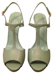 Tory Burch Sandal Mint Green Pumps