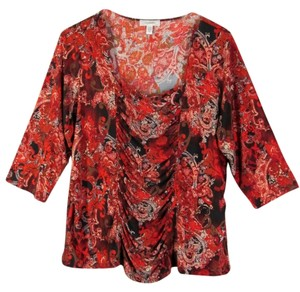 dressbarn Top Red