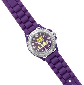 Other Collegiate Licensed Louisiana State University Ladies' Fashion Watch