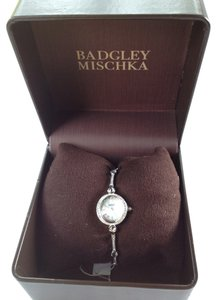Badgley Mischka BADGLEY MISCHKA Womens BA/1351WMSB Swarovski Crystal Bangle