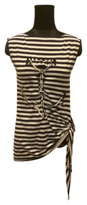 Jean-Paul Gaultier Top White black