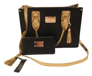 bebe Wallet Shoulder Bag
