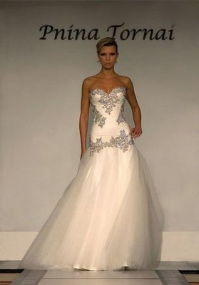 Pnina Tornai 0757 Wedding Dress
